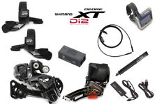 BRAND NEW Electronic Shimano XT Di2 M8000 (2x11-Speed) Gear Kit Groupset