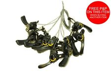 WHOLESALE JOB LOT 10 x INDEX 6 SPEED RIGHT HAND GEAR SHIFTER LEVERS DERAILLEUR