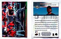 Brian Wilson Signed 2008 Upper Deck #641 Card San Francisco Giants Autograph