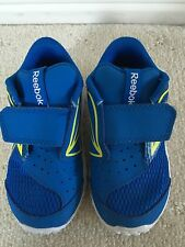 Pre-loved Kids Reebok Running Shoes, Blue, Size 6, Excellent Condition 👍🏻