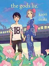The Gods Lie manga book paperback by Kaori Ozaki brand new