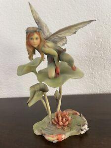 Fairy Dragonsite The Lure Fairy Figurine Fantasy Art Mythical by Sheila Wolk2006