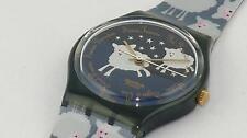Swatch-Gand: Black sheep. GN 150 de 1995! Neuf/New