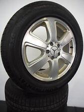 """4 los neumáticos de invierno 255/55 r18 mercedes benz w251 18"""" llantas de aluminio"""