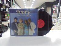 Ivory LP Spanisch Abba & Stevie 1987