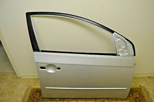 2007-2012 Nissan SentraPassenger's Side Right Front Door Shell With Both Hinges