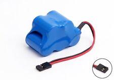 BSD Racing Rechargeable 6v 1200mAh Ni-MH Receiver Hump Battery Pack, Futaba Plug
