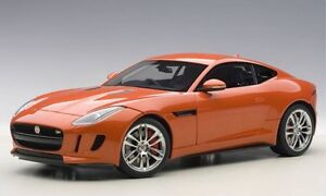 Jaguar R Coupe (Firesand Metallic/Orange) 2015
