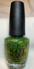 Opi Nail Lacquer, Black Label, Rare, Unopened, My Gecko Does Tricks