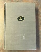 Moby Dick or The Whale by Herman Melville 1930 Hardcover Book