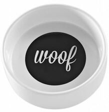 Dishwasher Safe Ceramic Dog Dishes & Feeders with 2 Bowls