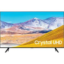 "Samsung UN75TU8000 75"" TU8000 Black Crystal UHD 4K Smart HDTV - UN75TU8000FXZA"