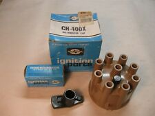 19-59-60-73-76 CHRYSLER CORP NORS DISTRIBUTOR CAP CH-400X IS CH400 W VENT ROTOR
