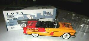 1994 Racing Champions #4 Kodak-Sterling Marlin '55 Chevy Diecast Bank