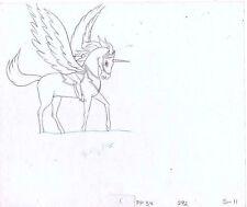 She-Ra Princess of Power Original Production Animation Pencil Drawing #A20754