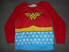 Wonder Woman Girls Size 16 Sweatshirt