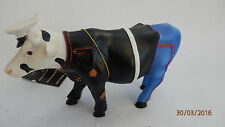 "COW PARADE MEDIUM, ""THE MOORINES, Houston. RARE, Boxed, Perfect Condition #7295."