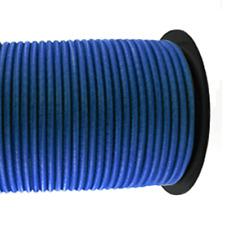 10m Monoflex Expanderseil ø 8mm blau, Gummiseil Planen