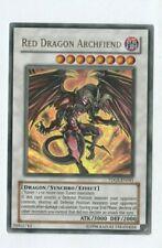Yugioh TDGS-EN041 Red Dragon Archfiend Ultra Rare x1 card