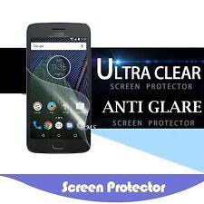 Clear & Matte Screen Protector Film For Motorola Moto G5 G5S | G5 Plus G5S Plus