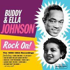 Buddy Johnson & Ella - Rock on 1956-62 Recordings [New CD] Spain - Import