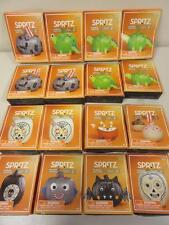Lot of 16 Various Spritz Pumpkin Decorating Craft Kits Halloween Activities Kids