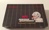 """Vintage """"NFL Armchair Quarterback"""" Game by Tradewinds - 1986 Edition - Complete!"""