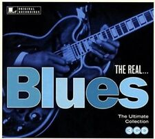 Real Blues Various CD 57 Track 3 Disc Compilation in Fold out Digipack Featuri
