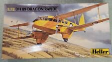 Heller Model Kit 1:72 Scale DH 89 Dragon Rapide Kit number 80345.