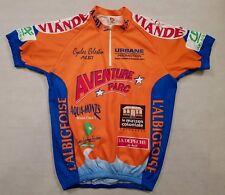 Unisex Bergamo Cycling Jersey Size L 38