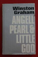*RARE* ANGELL, PEARL & LITTLE GOD by Winston Graham - World Books (HC/DJ, 1971)