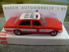 1/87 Busch MB W123 Limousine Feuerwehr Hamm 46856