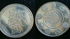 PORTUGAL / 10 EURO - MARATONA / 2007 / SILVER COIN