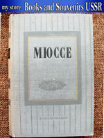 1952 Book of the USSR Musset, French poetry, drama, Selected works (lot 714)