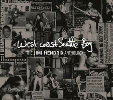 The Jimi Hendrix Anthology ‎- West Coast Seattle Boy (2010)  CD  NEW  SPEEDYPOST