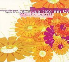 QUARTETO EM CY - CANTA BRASIL (NEW CD)