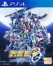 Super Robot Wars OG The Moon Dwellers English Version PS4 Game BRAND NEW SEALED