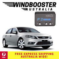 Windbooster 7-Mode Throttle Controller to suit Ford FG Falcon, 2008 Onwards