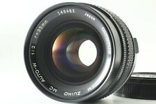 [Excellent+5] OLYMPUS OM-SYSTEM ZUIKO MC Auto-W 35mm f/2 MF Lens from Japan