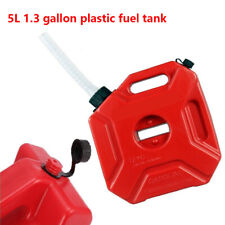5l Fuel Gas Storage Tank For Atv Off Road Motorbike Extra Fuel Container Durable