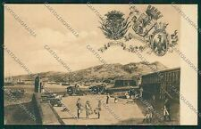 Militari Reggimentale Reggio Calabria Palmi cartolina QQ7806