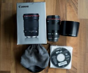 Canon EF 135 mm F/2.0 L USM Objektiv