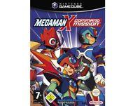 ## Megaman X Command Mission (Deutsch) Nintendo GameCube / GC Spiel - TOP ##