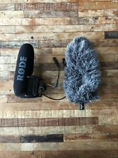 Rode VideoMic Pro Condenser Wired Mic with Rycote Lyre W/ Rode Windshield