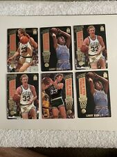 1993 Action Packed HOF Basketball Larry Bird 6-card Lot  🔥🌶🔥 HOT CARDS