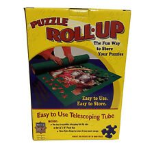 """MASTER PIECES Puzzle Roll-Up 36""""x30"""" 1000 Pc. Puzzle Storage Mat"""