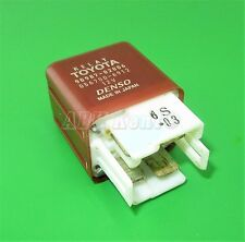 124-Toyota Lexus 4-Pin Brown Headlights Relay 90987-02006 Denso 056700-6912 12V