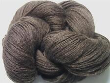 100% Tibetan Yak 418 Down Chocolate Brown Natural Yarn 100 gram Skein VERY SOFT
