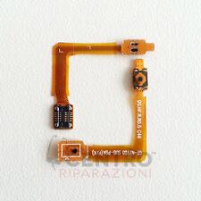FLESSIBILE TASTO ACCENSIONE FLAT POWER ON OFF FLEX PER SAMSUNG NOTE 2 II N7100