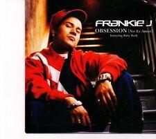 (DZ696) Frankie J, Obsession (No Es Amor) - 2005 DJ CD